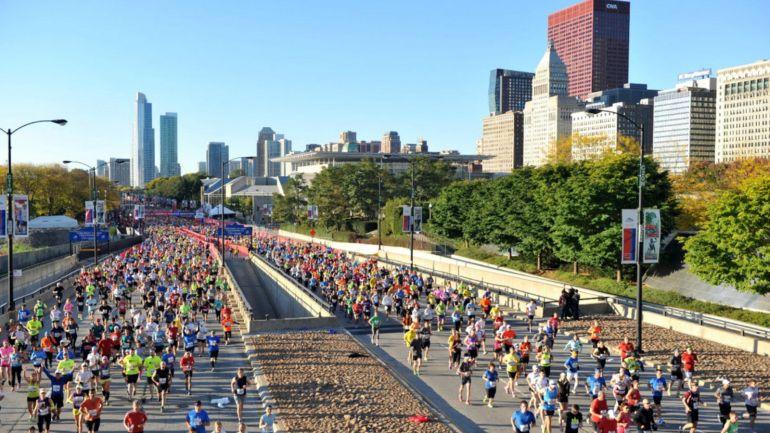 Chicago-Marathon